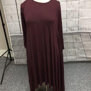 Agnes and Dora long sleeved Earnhardt dress